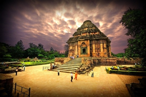 The Konark - Sun Temple